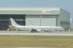 トラッキーさんが、那覇空港で撮影した日本トランスオーシャン航空 737-446の航空フォト(写真)