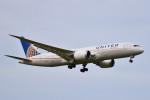 turenoアカクロさんが、成田国際空港で撮影したユナイテッド航空 787-8 Dreamlinerの航空フォト(写真)