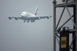 planetさんが、香港国際空港で撮影したエミレーツ航空 A380-861の航空フォト(写真)