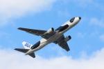 anyongさんが、成田国際空港で撮影した全日空 767-381/ERの航空フォト(写真)