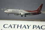 planetさんが、香港国際空港で撮影した深圳航空 737-87Lの航空フォト(写真)