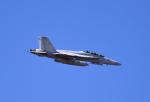 Aurora56さんが、厚木飛行場で撮影したアメリカ海軍 F/A-18F Super Hornetの航空フォト(写真)
