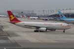 プルシアンブルーさんが、関西国際空港で撮影した天津航空 A330-243の航空フォト(写真)