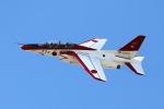koji76さんが、芦屋基地で撮影した航空自衛隊 T-4の航空フォト(写真)