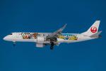 KAMIYA JASDFさんが、函館空港で撮影したジェイ・エア ERJ-190-100(ERJ-190STD)の航空フォト(写真)