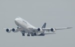 ミソカツさんが、羽田空港で撮影したルフトハンザドイツ航空 747-830の航空フォト(写真)