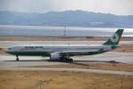 chappyさんが、関西国際空港で撮影したエバー航空 A330-302の航空フォト(写真)