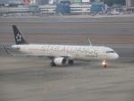 commet7575さんが、福岡空港で撮影したエバー航空 A321-211の航空フォト(写真)