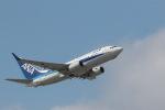 GNPさんが、那覇空港で撮影した全日空 737-781の航空フォト(写真)