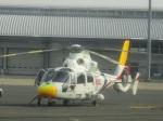 commet7575さんが、福岡空港で撮影した西日本空輸 AS365N2 Dauphin 2の航空フォト(写真)