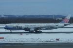 神宮寺ももさんが、新千歳空港で撮影したチャイナエアライン A330-302の航空フォト(写真)