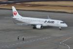 Cスマイルさんが、仙台空港で撮影したジェイ・エア ERJ-190-100(ERJ-190STD)の航空フォト(写真)