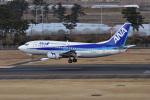 Cスマイルさんが、仙台空港で撮影したANAウイングス 737-54Kの航空フォト(写真)