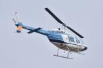 ワイエスさんが、鹿児島空港で撮影した鹿児島国際航空 206B JetRanger IIIの航空フォト(写真)