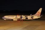 だいまる。さんが、岡山空港で撮影したチャイナエアライン 737-8FHの航空フォト(写真)