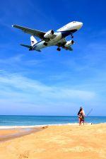 まいけるさんが、プーケット国際空港で撮影したバンコクエアウェイズ A319-132の航空フォト(写真)