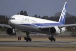 senyoさんが、鹿児島空港で撮影した全日空 777-381の航空フォト(写真)