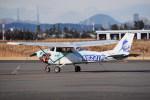 kumagorouさんが、仙台空港で撮影したヨコタ・アエロ・クラブ 172F Skyhawkの航空フォト(写真)