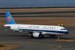 Dream2016さんが、中部国際空港で撮影した中国南方航空 A320-214の航空フォト(写真)