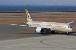 じゃりんこさんが、中部国際空港で撮影したエティハド航空 787-9の航空フォト(写真)