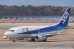 tabi0329さんが、長崎空港で撮影したANAウイングス 737-54Kの航空フォト(写真)