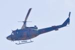 パンダさんが、茨城空港で撮影した陸上自衛隊 UH-1Jの航空フォト(写真)