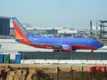 TUILANYAKSUさんが、ロサンゼルス国際空港で撮影したサウスウェスト航空 737-7H4の航空フォト(写真)