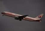 WING_ACEさんが、関西国際空港で撮影した中国東方航空 767-3W0/ERの航空フォト(飛行機 写真・画像)