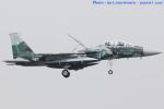 いおりさんが、築城基地で撮影した航空自衛隊 F-15DJ Eagleの航空フォト(写真)