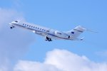 kitayocchiさんが、新千歳空港で撮影したオーストラリア企業所有 BD-700-1A10 Global Expressの航空フォト(写真)