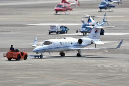 鈴鹿@風さんが、名古屋飛行場で撮影した中日新聞社 31Aの航空フォト(飛行機 写真・画像)