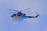 hidetsuguさんが、札幌飛行場で撮影した北海道警察 412EPの航空フォト(写真)