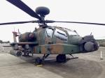 ザキヤマさんが、熊本空港で撮影した陸上自衛隊 AH-64Dの航空フォト(写真)