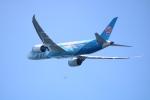 水月さんが、関西国際空港で撮影した中国南方航空 787-8 Dreamlinerの航空フォト(写真)