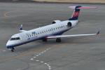 Cスマイルさんが、仙台空港で撮影したアイベックスエアラインズ CL-600-2C10 Regional Jet CRJ-702の航空フォト(写真)