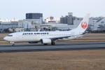 キイロイトリ1005fさんが、伊丹空港で撮影した日本航空 737-846の航空フォト(写真)