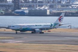 かずまっくすさんが、羽田空港で撮影した中国東方航空 A330-243の航空フォト(写真)