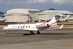 なごやんさんが、名古屋飛行場で撮影したTAI LEASING INC (Toyota Motors) G-V Gulfstream V-SPの航空フォト(写真)