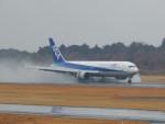 こじこじさんが、熊本空港で撮影した全日空 767-381の航空フォト(写真)