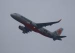 zero1さんが、香港国際空港で撮影したジェットスター・パシフィック A320-232の航空フォト(写真)