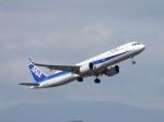 こじこじさんが、佐賀空港で撮影した全日空 A321-272Nの航空フォト(写真)