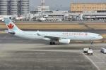 よしポンさんが、羽田空港で撮影したエア・カナダ A330-343Xの航空フォト(写真)
