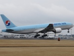 takanosoraさんが、鹿児島空港で撮影した大韓航空 777-2B5/ERの航空フォト(写真)