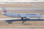 HEATHROWさんが、羽田空港で撮影したJALエクスプレス 737-846の航空フォト(写真)