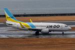 YZR_303さんが、中部国際空港で撮影したAIR DO 737-781の航空フォト(写真)