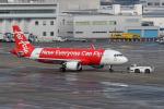 YZR_303さんが、中部国際空港で撮影したエアアジア・ジャパン A320-216の航空フォト(写真)