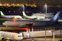 多摩川崎2Kさんが、羽田空港で撮影したチリ空軍 767-3Y0/ERの航空フォト(写真)