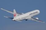 メビウスさんが、羽田空港で撮影した日本航空 767-346/ERの航空フォト(写真)