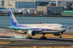 SGR RT 改さんが、羽田空港で撮影した全日空 777-281の航空フォト(写真)
