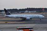 Cスマイルさんが、成田国際空港で撮影したユナイテッド航空 777-222/ERの航空フォト(写真)